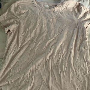 old navy sparkle tshirt